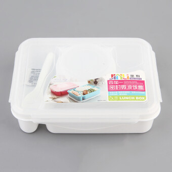 Harga GOOD Modern Ecofriendly Portable Students Lunch Box Outdoor Picnic Food Container - intl