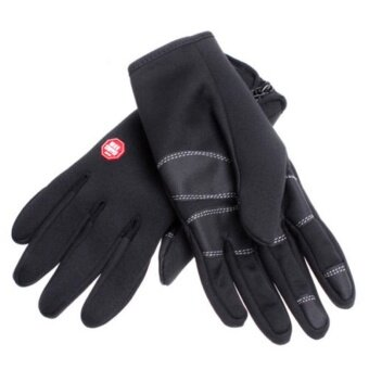 Harga Outdoor Sports Warm Black Windproof Ski Snow Motorcycle Unisex M - Intl - intl