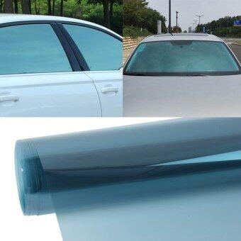 Harga 1.52m × 0.5m HJ70 Aumo-mate Anti-UV Cool Change Color Car Vehicle Chameleon Window Tint Film Scratch Resistant Membrane - intl