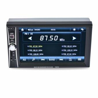 "Harga 2DIN 6.5"" HD In Dash Car TouchScreen Bluetooth Stereo MP3 MP5 (...) - intl"