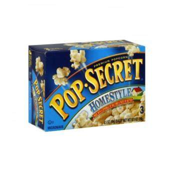 Harga POP-SECRET PREMIUM POPCORN HOMESTYLE 272g(...)