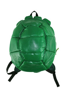 Harga Cosplay TMNT Teenage Mutant Ninja Turtles Shell Backpack (Green)