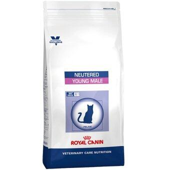 Harga Royal Canin Young male แมว 3.5kg