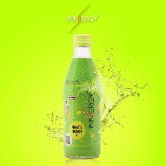 Innergy Drink เครื่องดื่มนวัตกรรมเพื่อสุขภาพ ครบประโยชน์ พร้อมสดชื่นบำรุงสมองด้วย GABA 130 mg./ขวด จำนวน 1 กล่อง 24 ขวด - 3