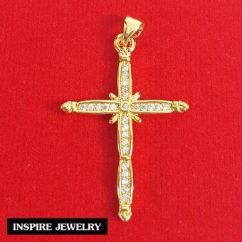 Inspire Jewelry , Cross    100% 24K