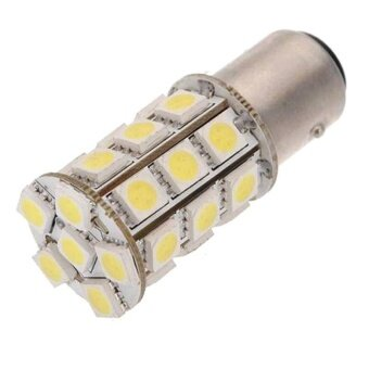 Harga Ishowmall 2x 1157 BAY15D P21/5W 5050 SMD 12V 27 LED Auto Car Brake Tail Stop Light Lamp Bulb - intl