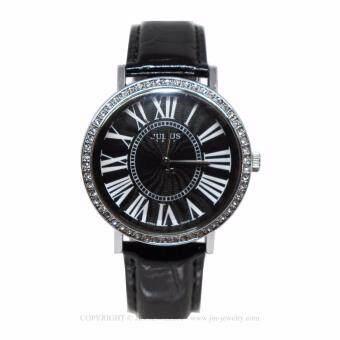 ประเทศไทย JULIUSนาฬิกาข้อมือสตรี รุ่น JA-383-black