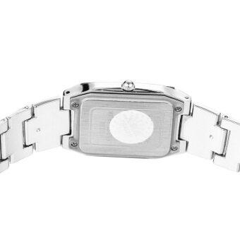 LONGBO 867 Amps คนรักกีฬาสีผสมรัดนาฬิกาควอทซ์ธุรกิจนาฬิกาข้อมือขาว (image 2)