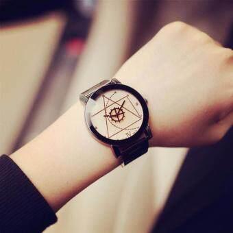 Casio Edifice นาฬิกาข้อมือผู้ชาย สีน้ำตาล สายหนัง รุ่น EFR 554L 2A