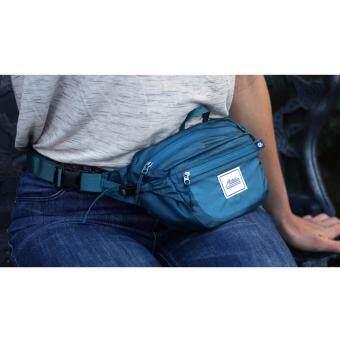 Matador Daylite Hip Pack กระเป๋าคาดเอวแบบพับเก็บได้ (สีน้ำเงิน)