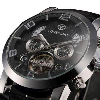 Mechanical Watch Men Business Watches Male High Quality Clock -intl