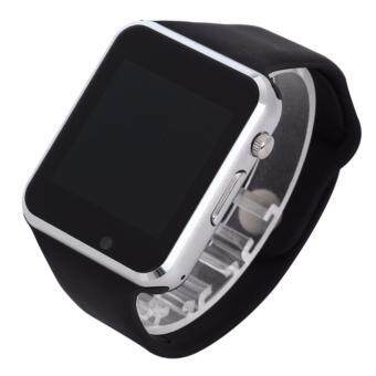 MEGA Fashion Smart Watch with Bluetooth รุ่น MG0032 (Black/Silver) (image 1)