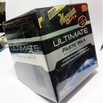 Meguiars Ultimate Paste Wax +Meguiar's Ultimate Wax Liquid - 2