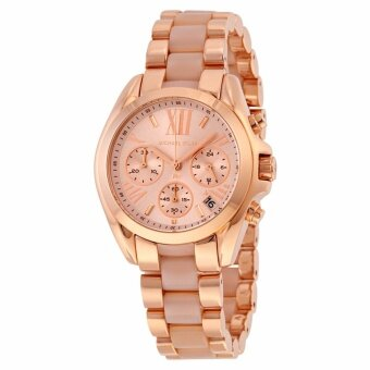 Michael Kors MK6066 Bradshaw Rose Gold