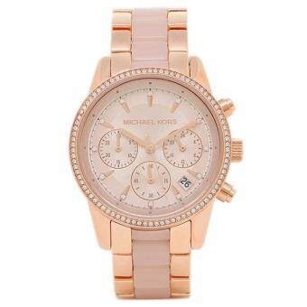 Michael Kors MK6307 Ritz Stainless Steel Casual