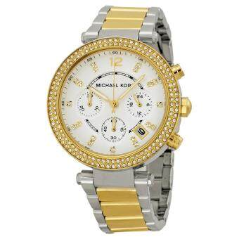 Michael Kors Women's MK5626 Parker Gold/Silver Watch
