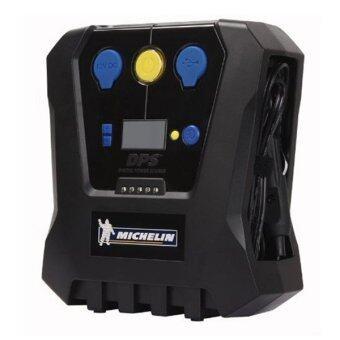 MICHELIN ปั้มลมอเนกประสงค์ ชนิดไฟฟ้า Digital Power Source รุ่นPRE-SET