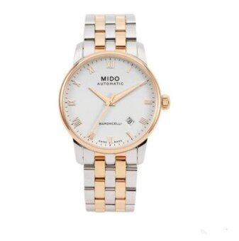 Mido Baroncelli men's business machinery automatic Swiss watch m86009n 61 - intl