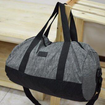 Mileskeeper - duffel bag kipling fabric ผ้าคิปลิ้ง