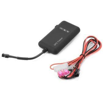 อุปกรณ์ติดตามยานพาหนะขนาดเล็ก GPS Tracker GPS ติดตามเวลาจริง GPS / GPRS / GSM Locator 2 พิน