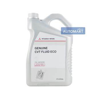 MITSUBISHI น้ำมันเกียร์ GENUINE CVT FLUID ECO 4ลิตร