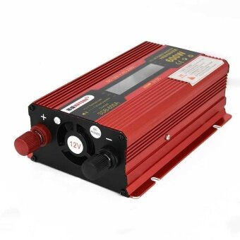 Modified Pure Sine Wave inverter 600W DC12V to AC220V Power Inverter LED Display - intl