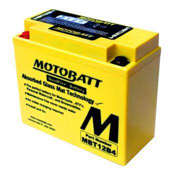 Motobatt MBT12B4 (USA)