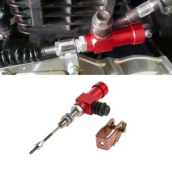 Motorcycle Hydraulic Clutch Master Cylinder Rod Brake PumpM10x1.25mm Aluminum - intl