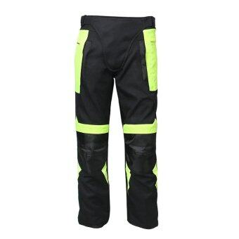 Motorcycle pants Racing pants Off-road Anti-breaking pants - intl