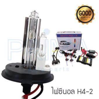 MOTORE-X® ไฟซีนอน H4 AC DIGITAL 35W 10000k KIT