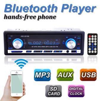 เครื่องเสียงรถยนต์บลูทูธ Mp3 USB/SD เล่นเครื่องเล่นออดิโอรอง 1 dinในพุ่งกระจาย (ในประเทศ) Audew