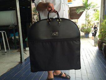 MS Garment Bag กระเป๋าใส่เสื้อสูทขนาดมาตราฐานแขวนสูทเครื่องแบบข้าราชการ