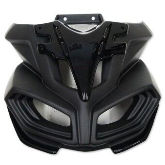 หน้ากาก ทรง MT-09 สำหรับ M-SLAZ สีดำ/ดำ