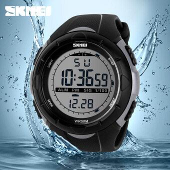 ***NBS Christmas Gift*** Skmei 1025 นาฬิกาดิจิทัล (สีดำ) + Free Box (image 3)