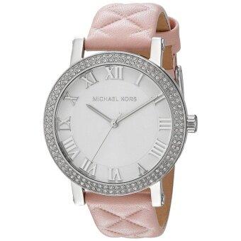ซื้อ/ขาย นาฬิกาข้อมือสุภาพสตรี Michael Kors Women s Norie Pink Watch MK2617