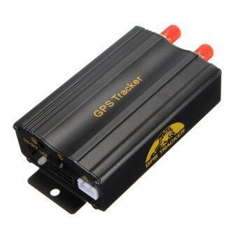 ใหม่รถพาหนะจีพีเอสแทรคเกอร์ GPS103A TK103A เรียลไทม์แกะรอยติดตามลิงก์เว็บไซต์