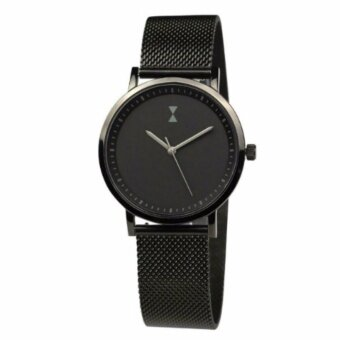 New Mens Watches Stainless Steel Wristwatches Urban Watches for Men Japan Movement Quartz Watch For Gift - intl