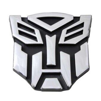 New Transformers Autobot 3D Logo Emblem Badge Decal Car Sticker - intl · >>>>>