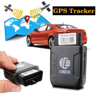 OBD II จีพีเอสติดตามขนาดเล็กบนยานพาหนะแบบเรียลไทม์ รุ่น GSM GPRS AH209