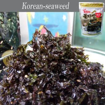 Ock Dong JA Seaweed สาหร่ายเกาหลี ปรุงรส ชนิดเส้น (2 ถุง) - 2