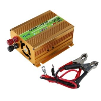 OH Car Sine Wave Power Inverter DC12V to AC220V USB Adapter Voltage Transformer TYN-500WT - intl