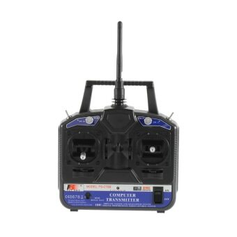 OH FLY SKY 2.4G FS-CT6B 6 CH Channel Radio Model RC Transmitter Receiver Control