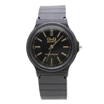 ราคา OMQ นาฬิกาข้อมือผู้ชาย,หญิง ระบบ Quartz เรือนและสายยางซิลิโคน หน้าปัดคลาสสิค รุ่น OMQ-