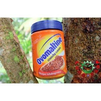 แยม Ovomaltine crunchy cream (แยมโอวันติน) ขนาด 1 ขวด
