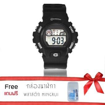 Louis Morais นาฬิกาข้อมือ รุ่น LMU 730 GD BK