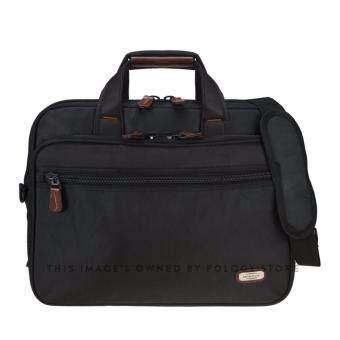 POLOGY กระเป๋าเอกสาร รุ่น DAP 6982 - (สีดำ)