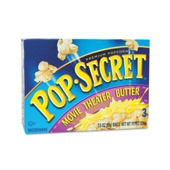 POP SECRET PREMIUM POPCORN MOVIE THEATER BUTTER 272g(...)