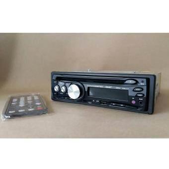 PRIORITY เครื่องเล่นวิทยุรถยนต์ 1DIN รุ่น DVD-11F DVD/CD/CD-R/MP3/WMA/MPEG4