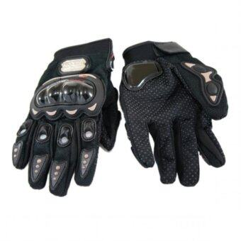 PROBIKER ถุงมือเต็มนิ้ว MC-01 (ลิขสิทธิ์แท้) สีดำ