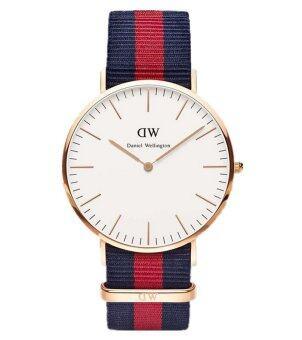 Quartz Watches Nylon Braid